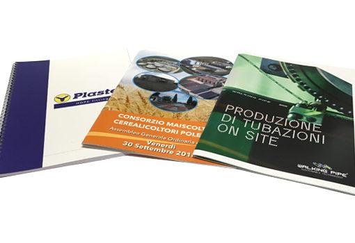 Brochure vari modelli