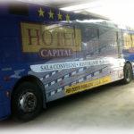 Autobus Hotel Capital