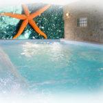 Decorazione murale piscina