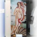 Decorazione murale Venere