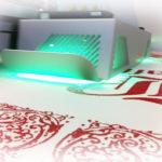 Stampa UV pannello intonacato