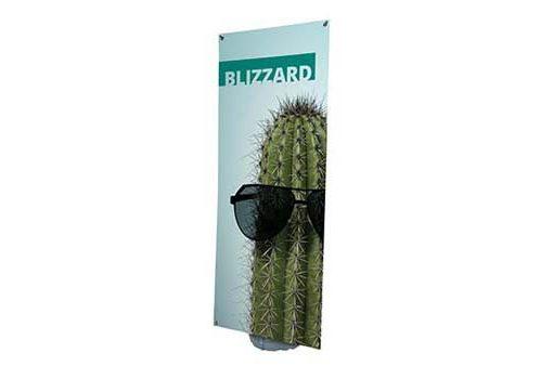 """Banner a tensione """"Blizzard"""" per esterni"""