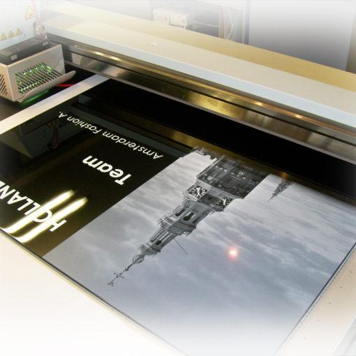Stampa UV Flatbed su pannello