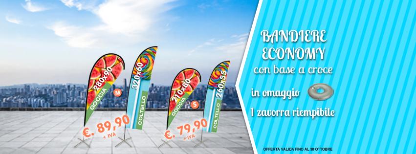Promozione Bandiere Economy