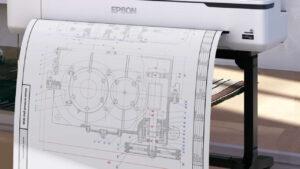 Stampa disegni tecnici CAD